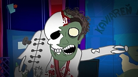Zombie masaker