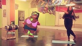 Gigi a Oblina: Úvod do cvičenia