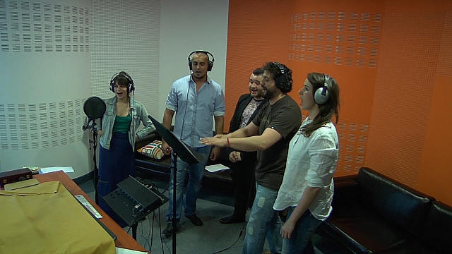 LokalFilmis - Making of Inaugurácia
