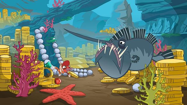 Animoterapia - 15 - Vianočná rybička